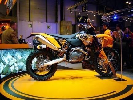 2008 KTM EXC