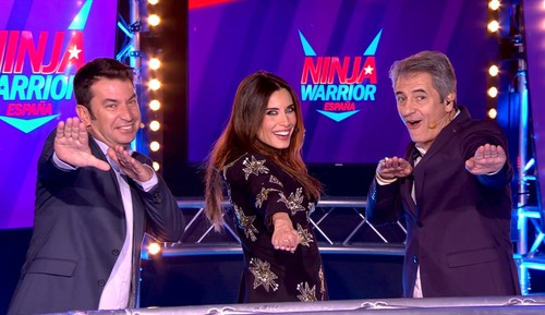 Así es 'Ninja Warrior', el programa con el que Antena 3 quiere dominar el viernes noche