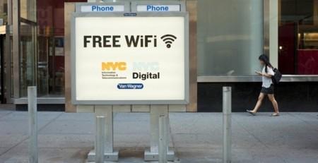 Nueva York convertirá sus cabinas telefónicas en puntos de acceso WiFi gratuitos