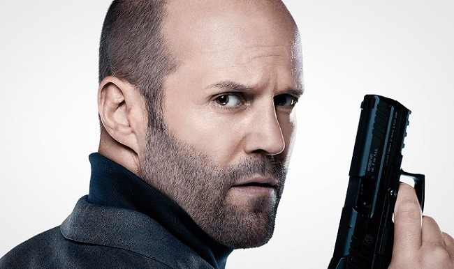 Jason Statham en 'Espías'