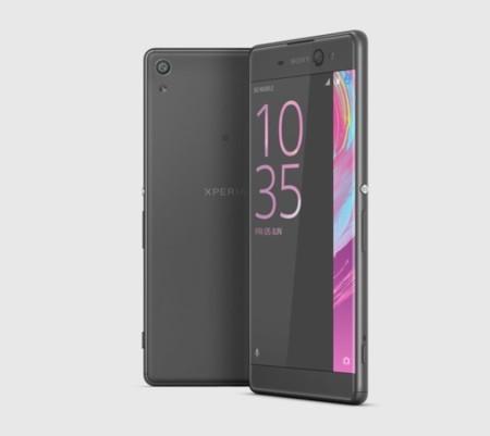 Sony Xperia XA Ultra, el nuevo phablet de Sony concebido para selfies