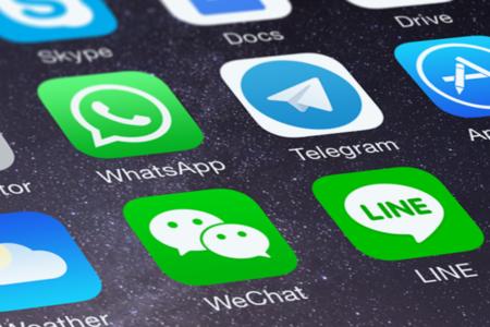 ¿Cuál es la aplicación de mensajería instantánea más utilizada en México?