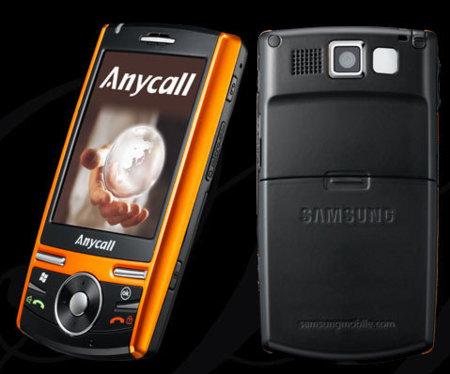 Samsung SGH-i718 con Windows Mobile
