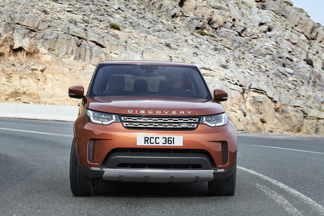 Foto de Land Rover Discovery (20/28)
