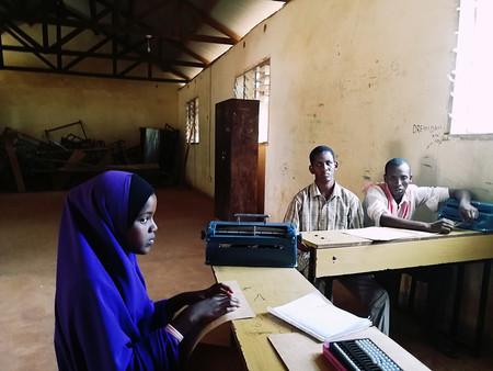 Blind In Refugee Camp Dadaab Kenya By Eduardo Lopez Moreno