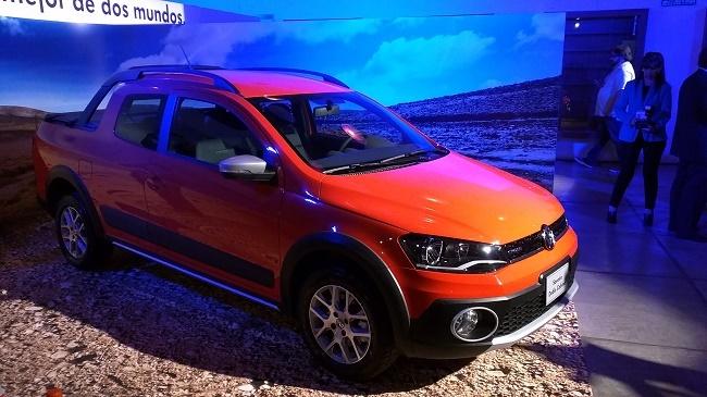 Foto de Volkswagen Saveiro Doble Cabina (6/10)