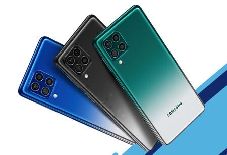 Galaxy F62 con 7,000 mAh: lo nuevo de Samsung en la gama media tiene enorme batería y corazón de Galaxy Note 10