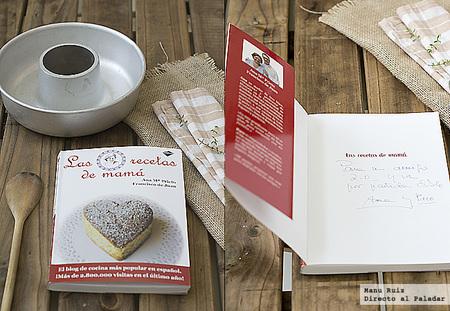 Las recetas de Mamá. Libro de cocina