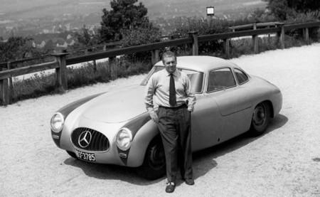 Rudolf Uhlenhaut, el ingeniero que batió a Juan Manuel Fangio en el Nordschleife