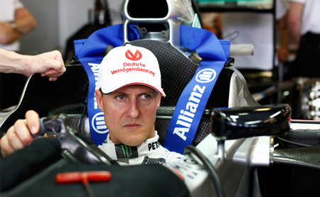 Ross Brawn es optimista en cuanto a la continuidad de Michael Schumacher