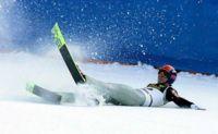 Más de la mitad de las lesiones en la nieve ocurren los primeros días