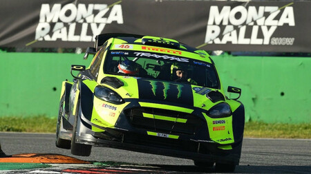 Rossi Monza Rally Show 2019