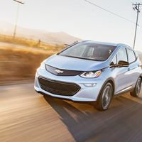 Chevrolet Bolt, Chrysler Pacifica y Honda Ridgeline, ganadores del North American Car of The Year 2017