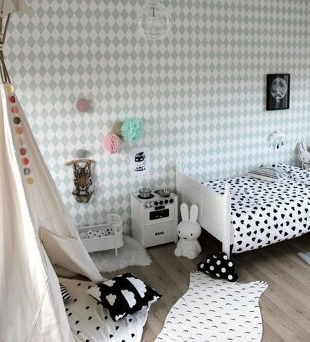 Diez ideas básicas a tener en cuenta para decorar el dormitorio infantil perfecto