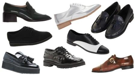 f53ba9eac Un zapato masculino para tus días más femeninos, ¿te atreves?