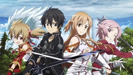 'Sword Art Online' en español se transmitirá en Canal 5 junto a otros cinco animes  en el bloque Fanime