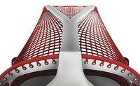 SAYL Chair, una silla de oficina inspirada en el Golden Gate