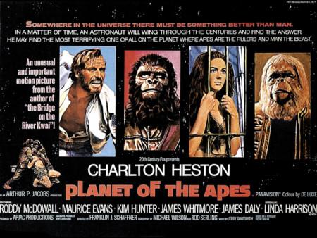 'El Planeta de los Simios', el hombre es el salvaje