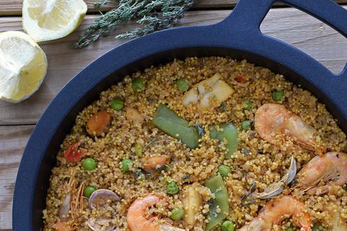 35 recetas saludables con quinoa para incluir en tus tuppers