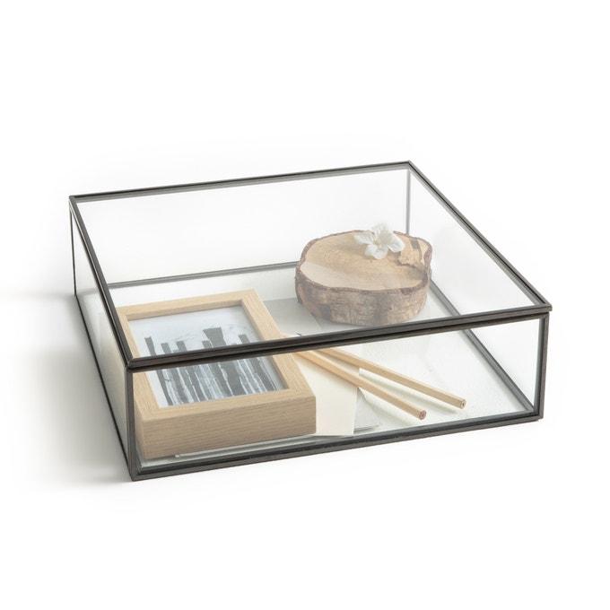 Caja vitrina An. 30 x Al. 9 x Prof. 30 cm, Digori