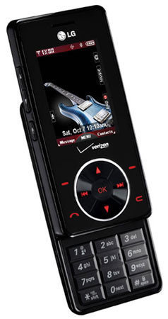LG VX8500 Chocolate ya disponible en Verizon