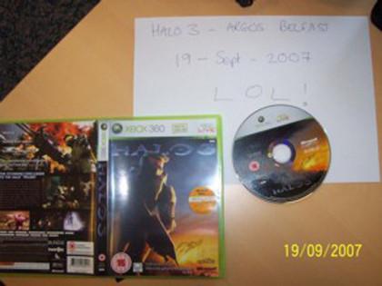 Halo 3 ya a la venta en el Reino Unido (actualizado)