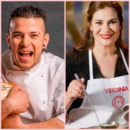 Carlos Maldonado y Virginia Naranjo