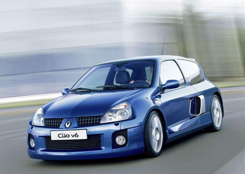 Foto de Renault Clio V6 (1/10)