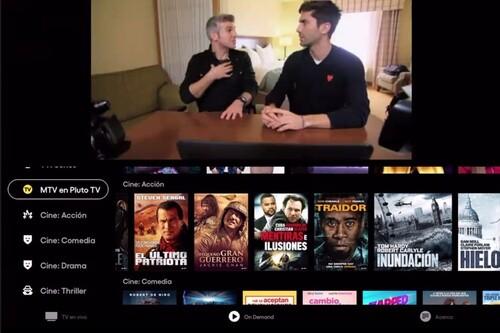 Pluto TV ya tiene fecha de lanzamiento en España para sus 40 canales gratis: así funcionará esta nueva plataforma