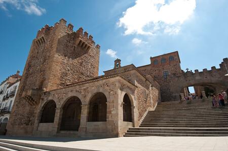 Rutas teatralizadas y de naturaleza en Cáceres por Navidad