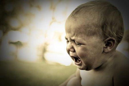 Los miedos que siente el bebé
