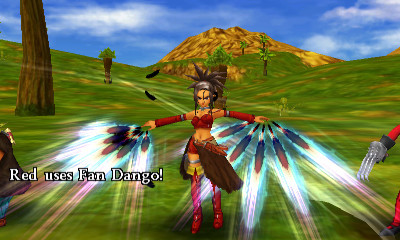 Ci7 3ds Dragonquest8journeyofthecursedking Skilled Warrior