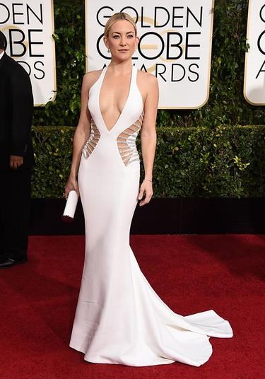 Y el Globo de Oro para la más sexy es para Kate Hudson