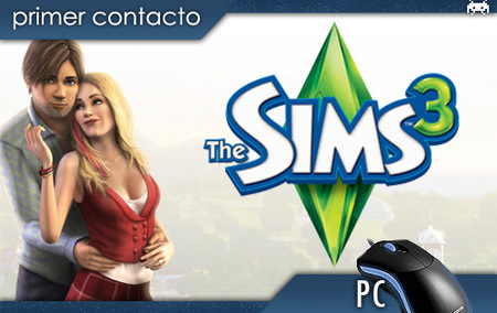 'Los Sims 3'. Primer contacto
