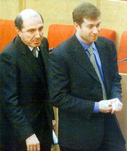 Berezovski & Abramovich