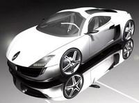 Nissan HDR, otro impresionante prototipo de Ángel Guerra