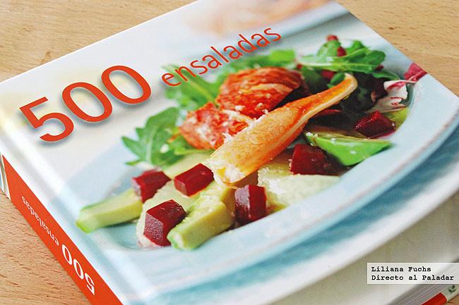 500 ensaladas libro de cocina - Libros de cocina originales ...