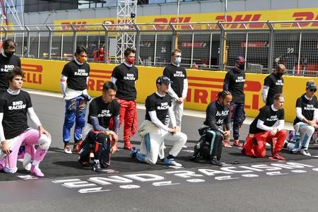 Hamilton Silverstone F1 2020
