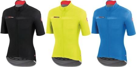 Atención ciclistas: maillot Castelli Gabba 2 en varios colores por 96€ con envío gratuito