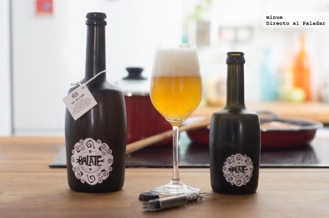 Cata de cervezas Balate - Ter
