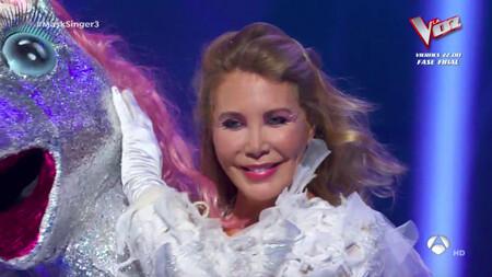 ¡Descubrimos al 'Unicornio'! Norma Duval, tercera famosa desenmascarada de 'Mask Singer'