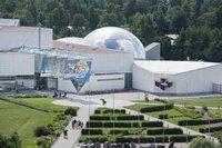 Edificios con mucha ciencia (III): Centro de Ciencia Heureka