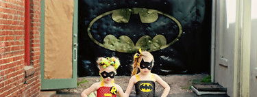 Once disfraces DIY para niños de superhéroes y superheroínas