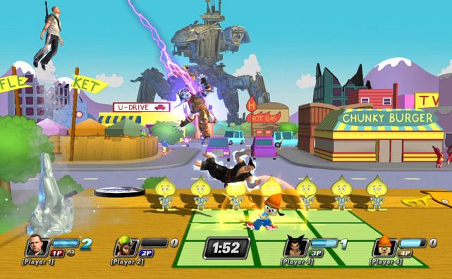 Foto de 200712 - Playstation All-Stars Battle Royale (4/13)