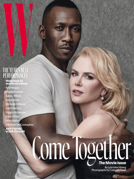 W February 2017 The Movie Issue By Craig Mcdean