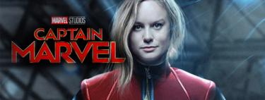 Rotten Tomatoes se rinde ante Disney: un cambio de la plataforma sortea el troleo a Capitana Marvel