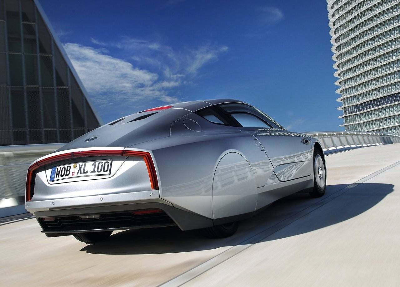Foto de Volkswagen XL1 (9/19)