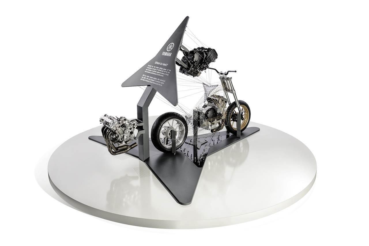 Foto de Conceptos Yamaha en el Salón de Colonia 2012 (1/9)