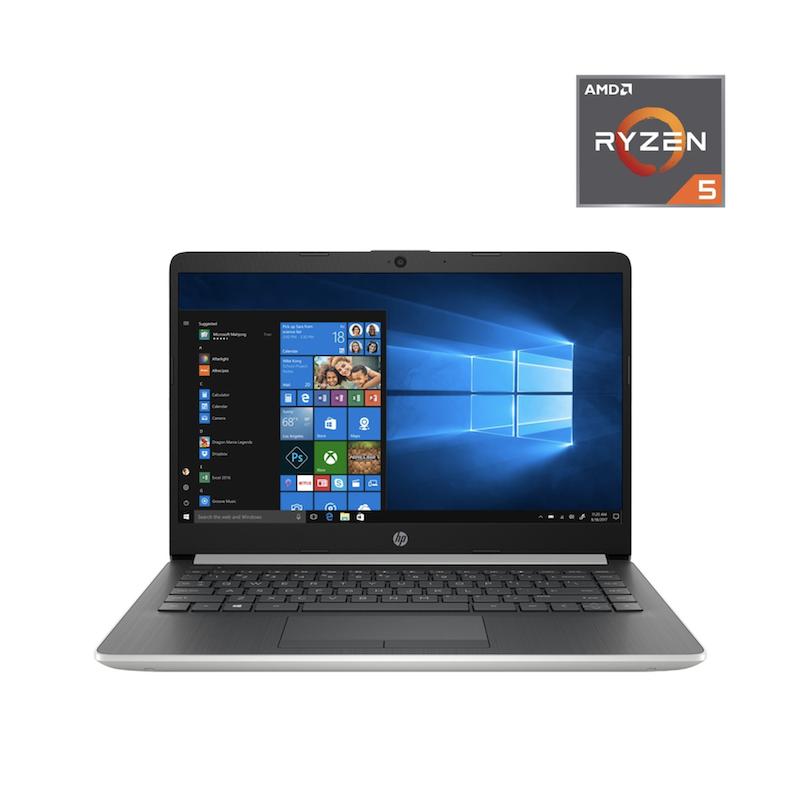 Portátil HP 14-dk0011ns, AMD Ryzen 5, 8 GB, 512 GB SSD, Radeon Vega 8