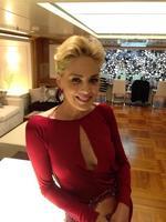 Ya empezamos a sacarle novias a Antonio Banderas, ¿cómo que Sharon Stone?